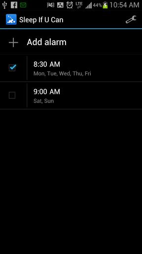 Sleep If U Can (Alarm)-2