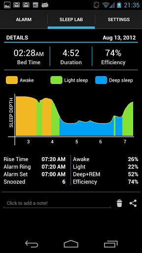 Sleep Time - Alarm Clock-2