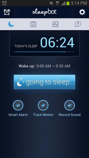 SleepBot - Sleep Cycle Alarm-1