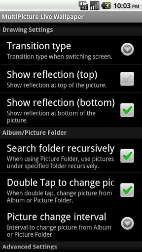 MultiPicture Live Wallpaper-2