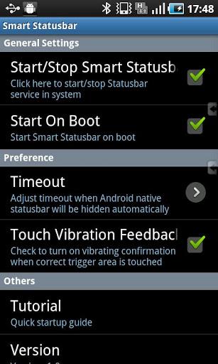 Smart Statusbar-2