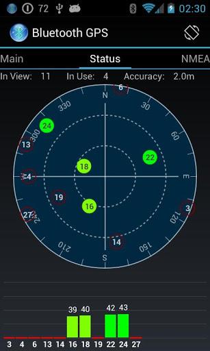 Bluetooth GPS-1