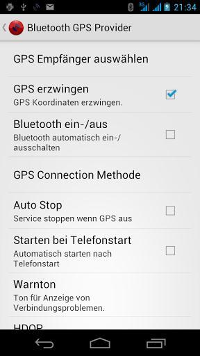 Bluetooth GPS Provider-2
