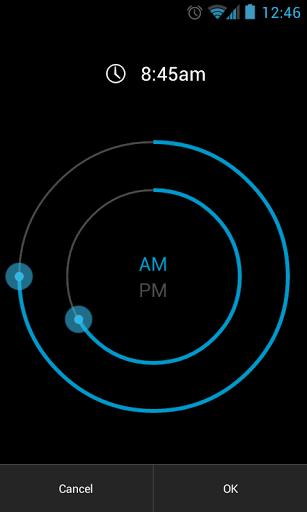Circle Alarm (Alarm Clock)-1
