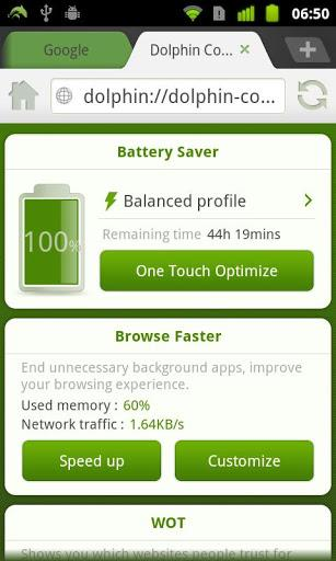 Dolphin Battery Saver-1