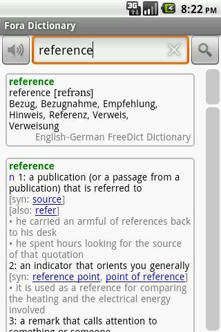Fora Dictionary-1