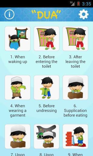 Muslim Kids Series - Dua-2