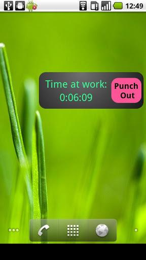 My Work Clock-2