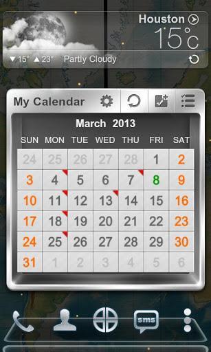 Next Calendar Widget-1