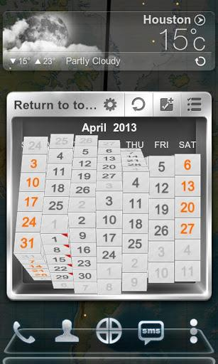 Next Calendar Widget-2