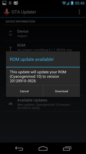 OTA Update Center For Free | APK Download For Android