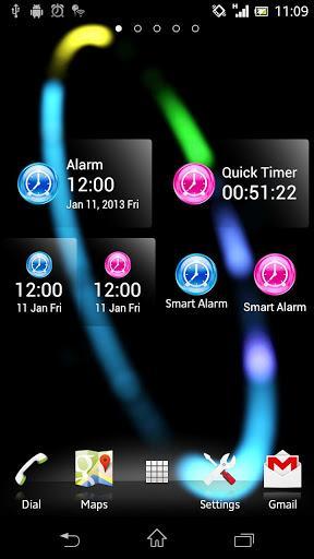 Smart Alarm Free (Alarm Clock)-2