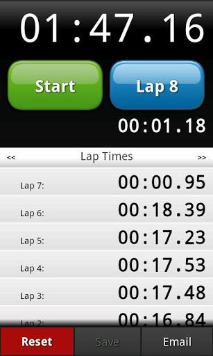 Stopwatch - Lap Timer-1