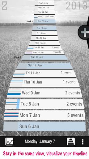 ZenDay - Taken, Taken, Kalender