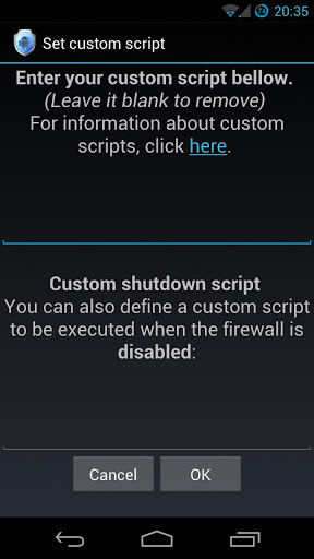 Android Firewall-2