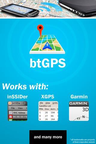 Bluetooth GPS Output-1