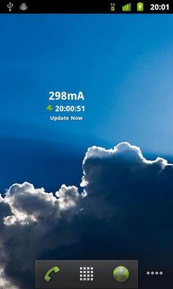 CurrentWidget - Battery Monitor