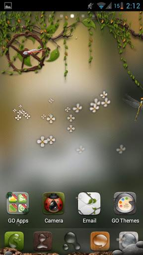 Dryad(Go Launcher Super Theme)-1
