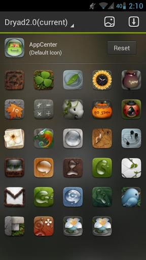 Dryad(Go Launcher Super Theme)-2