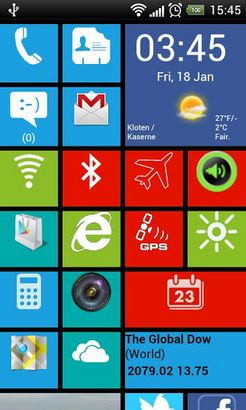 Windows 8 Launcher APK for android | APK Download For Android