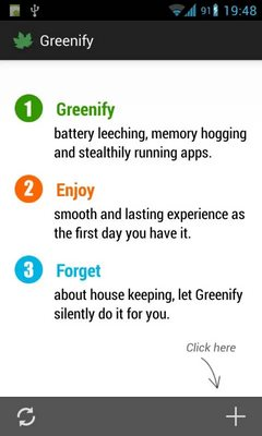 Greenify ROOT - Renew my Phone-1