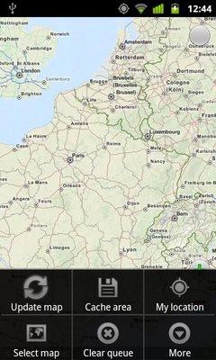 MapsOn Free - Offline Map-1