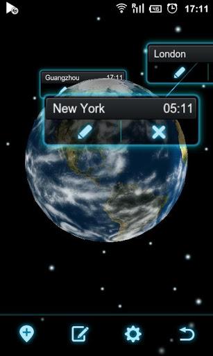 Next Clock Widget-2