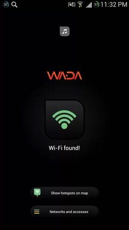 WADA Wi-Fi Maps - Free Wifi-1
