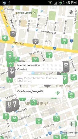 WADA Wi-Fi Maps - Free Wifi-2