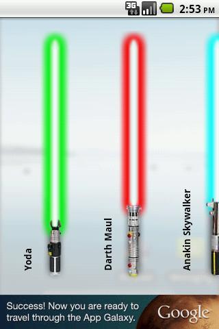Battery Widget Lightsaber-1