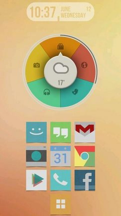 5 Best Android Theme, tema android terbaik