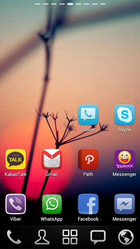 Go Launcher Ex Ui3 0 Theme Apk Download For Android