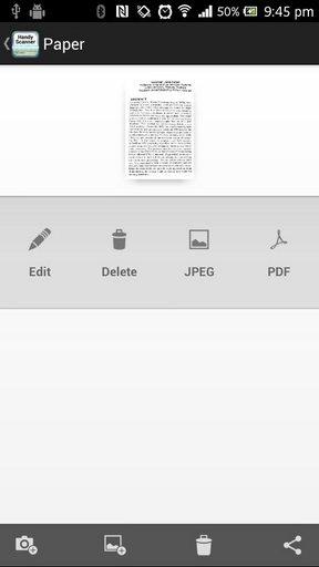 Handy Scanner Free PDF Creator-1