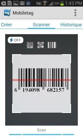 Mobiletag QR & product Scanner-2
