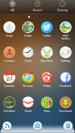 Mr.z GO Launcher Theme-2