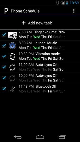 Phone Schedule-1