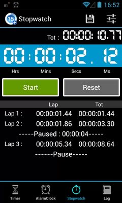 Timers4Me - Timer & Stopwatch-2