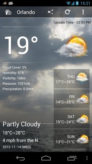 Weather Pro Free-1