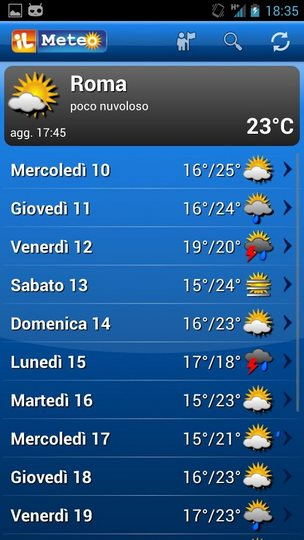 ilMeteo Weather-1