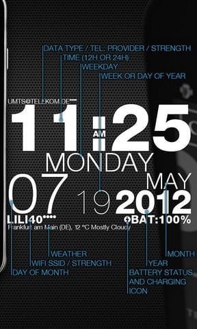 Wp Clock Design Live Wallpaper Apk Download For Android