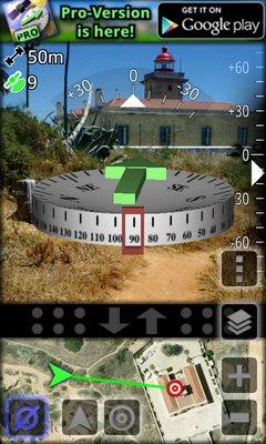 AR GPS Compass Map 3D-1