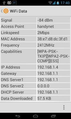 WIFI Signal Strength-2