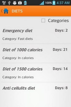 Diets for losing weight-2