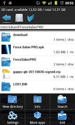 Fast File Manager-1