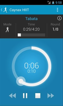 HIIT - interval training timer-1
