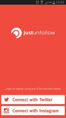 JustUnfollow Twitter,Instagram-1