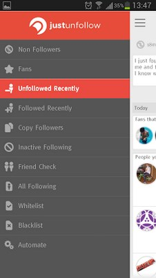 JustUnfollow App For Free | APK Download for Android