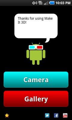 Make It 3D Free - 3D Camera-1