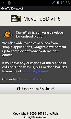 MoveToSD - App 2 SD-2