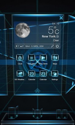 Ray Next Launcher 3D Theme-1